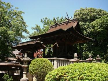 Achi-jinja Shrine image