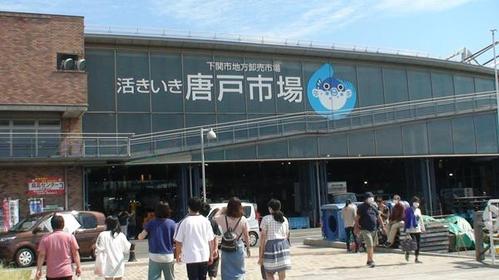 唐戸市場 image