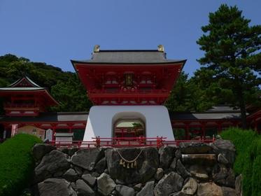 赤間神宮 image