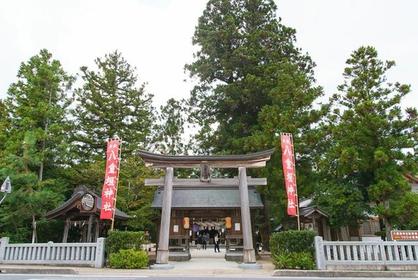 八重垣神社 image