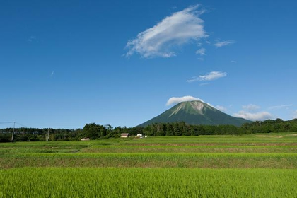 大山 image