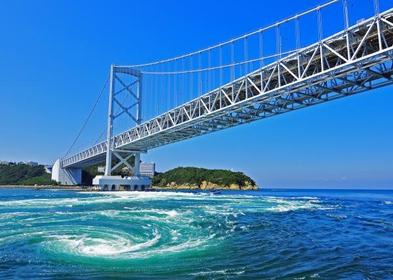 大鳴門橋遊歩道 渦の道 image