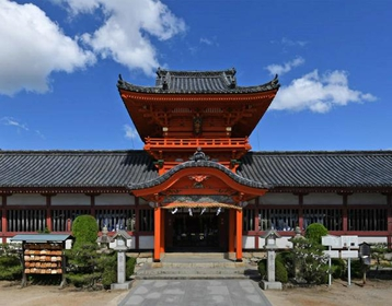 Isaniwa Shrine image