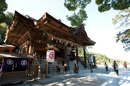 Kotohira-gu Shrine image