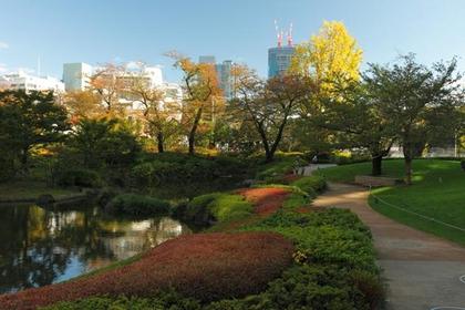 毛利庭園 image
