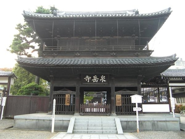 泉岳寺 image