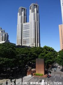 도쿄도청 전망실 image