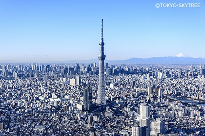 東京晴空塔(R) image