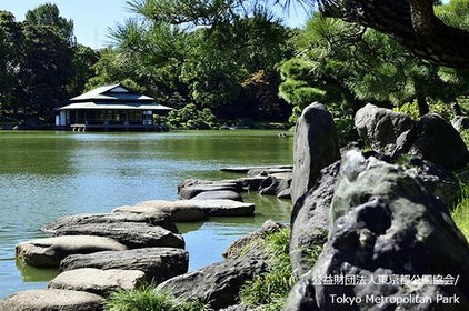 清澄庭園 image