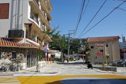 Tsuboya Yachimun Street image
