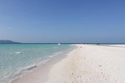 하테노 하마 모래섬 image