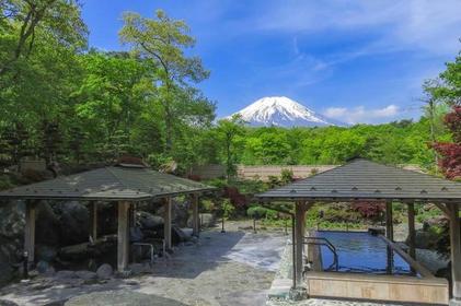 山中湖温泉 紅富士の湯 image
