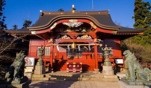 Musashi-Mitake Jinja Shrine image