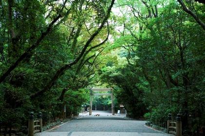 Atsuta Jingu (Atsuta Shrine) image