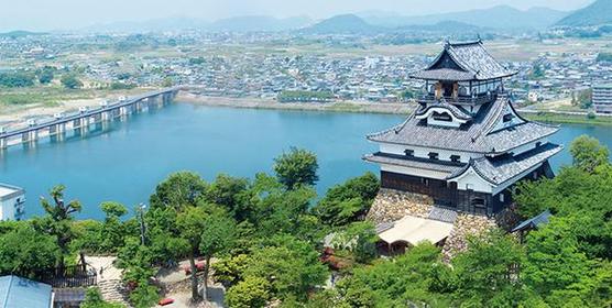 国宝·犬山城 image