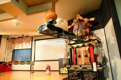 히다 다카야마 사자회관 꼭두각시 인형 뮤지엄 image