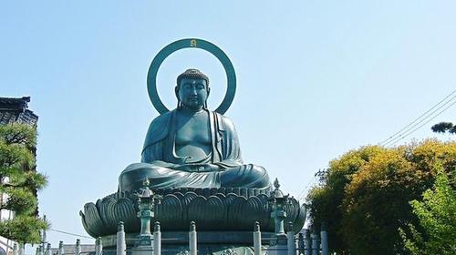 Takaoka Daibutsu (Takaoka Great Buddha) image