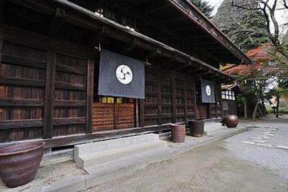 富山市民俗民藝村 image