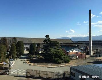 Tomioka Silk Mill image