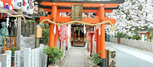 Tsuyu no Tenjinsha (Ohaatsu Tenjin) Shrine image