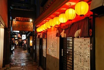 Hozenji Yokocho Alley image