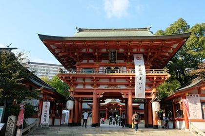 Ikuta Shrine image