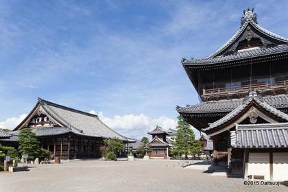나가하마 별원 다이츠지 절(고보상) image