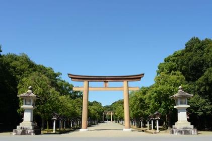 Kashihara Jingu Shrine image