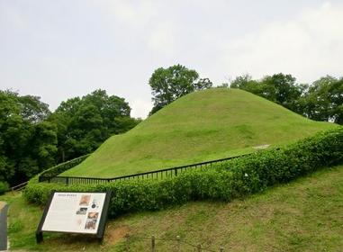 Takamatsuzuka kofun (tomb) image