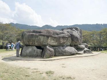 Ishibutai kofun (tomb) image