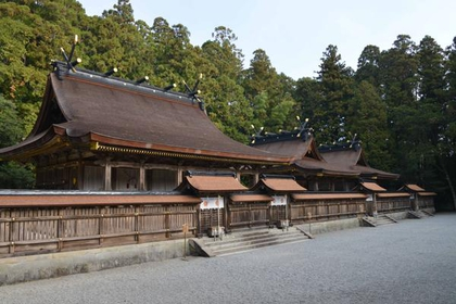 Kumano Hongu Taisha shrine image