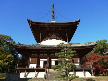 Negoro-ji Temple Daito Great Tower image