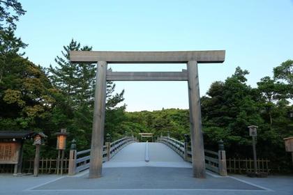 伊勢神宮 image