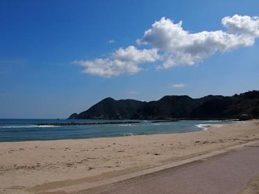 竹野浜海水浴場 image