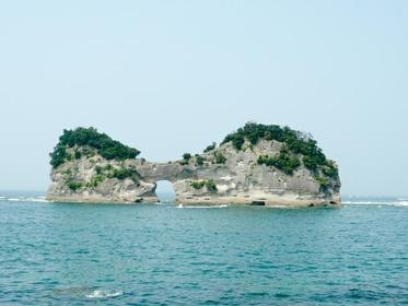 円月島 image