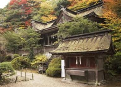 Yoshino Mikumari-jinja Shrine image
