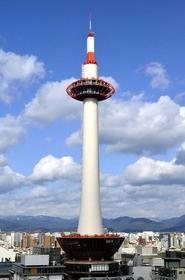 京都塔 image