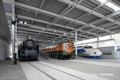 京都铁道博物馆 image