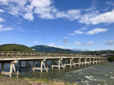 渡月桥 image