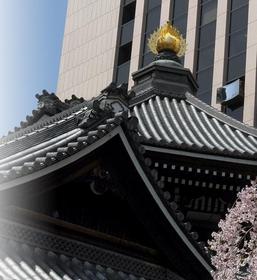 紫雲山頂法寺(六角堂) image