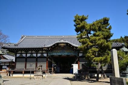 御香宮神社 image