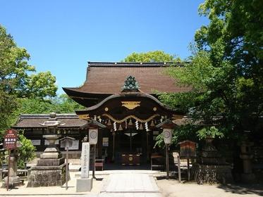 藤森神社 image