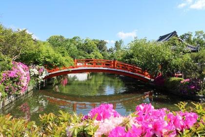 신센엔 정원 image