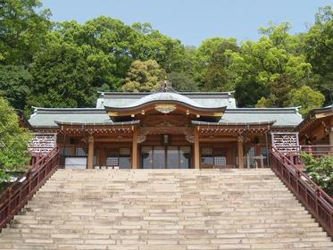 鎮西大社 諏訪神社 image