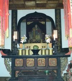 东明山 兴福寺 image