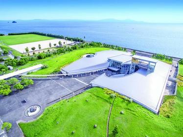 Unzen Disaster Memorial Museum Gamadasu Dome image