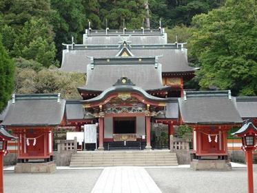 霧島神宮 image