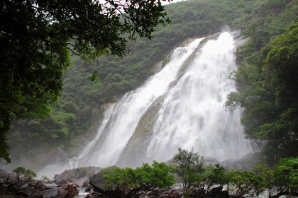 Oko no Taki Waterfall image