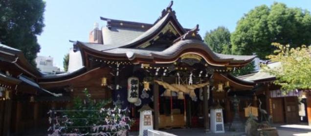 櫛田神社 image
