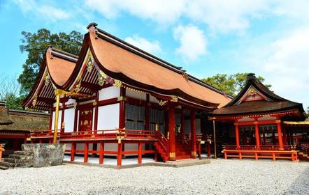 Usa-jingu Shrine image